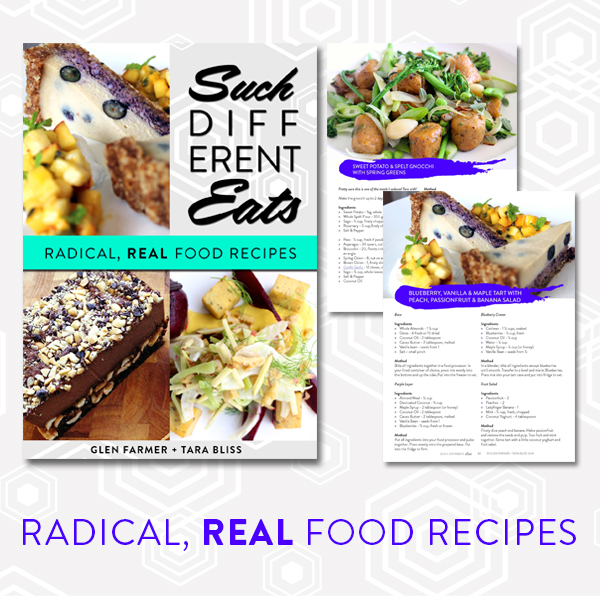 Revolutionary Review: Such Different Eats ~ The Attitude Revolution