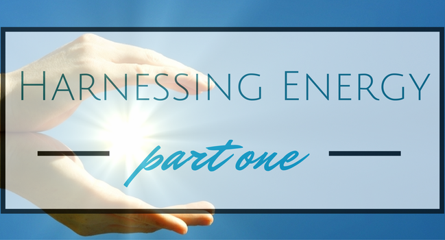 Harnessing Energy - Using the chakras to harness positive emotional energy ~ The Attitude Revolution
